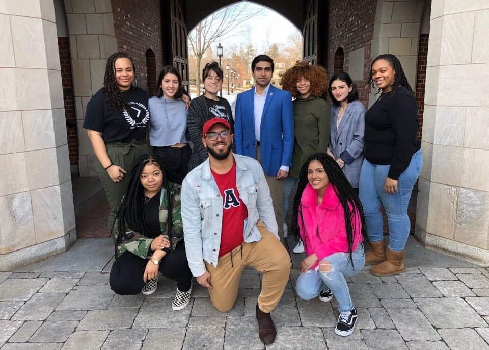 multicultural interns