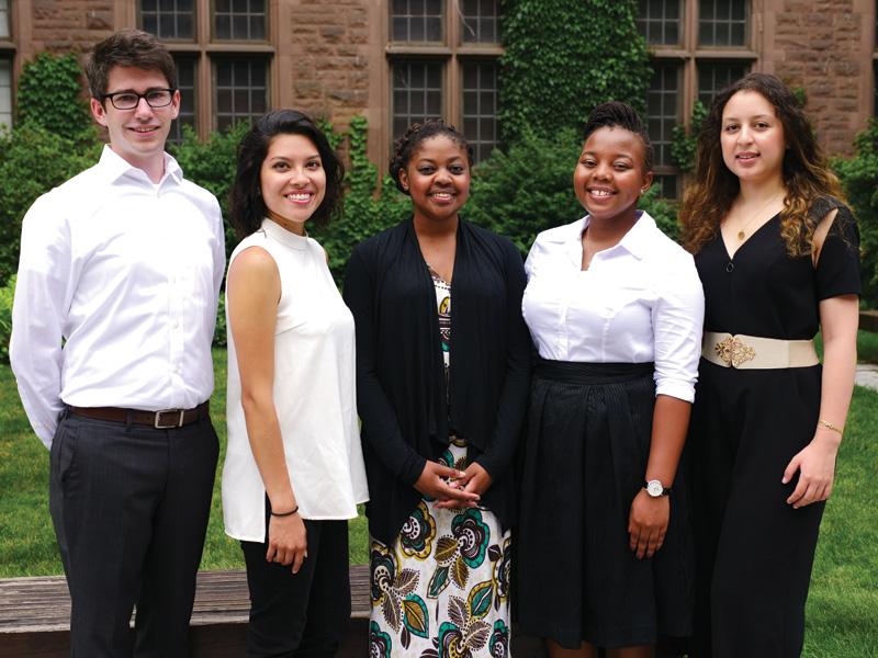 Second Generation Trinsition Fellows