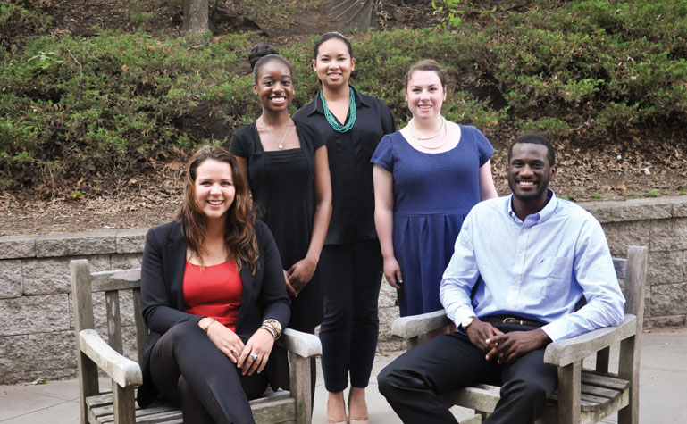 First Generation TRINsition Fellows
