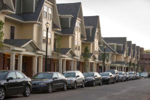crescent street townhouse residence halls
