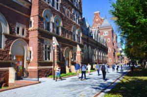 long walk residence hall