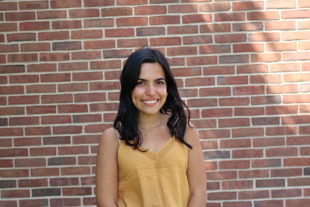 Headshot of Samia Khoder '21
