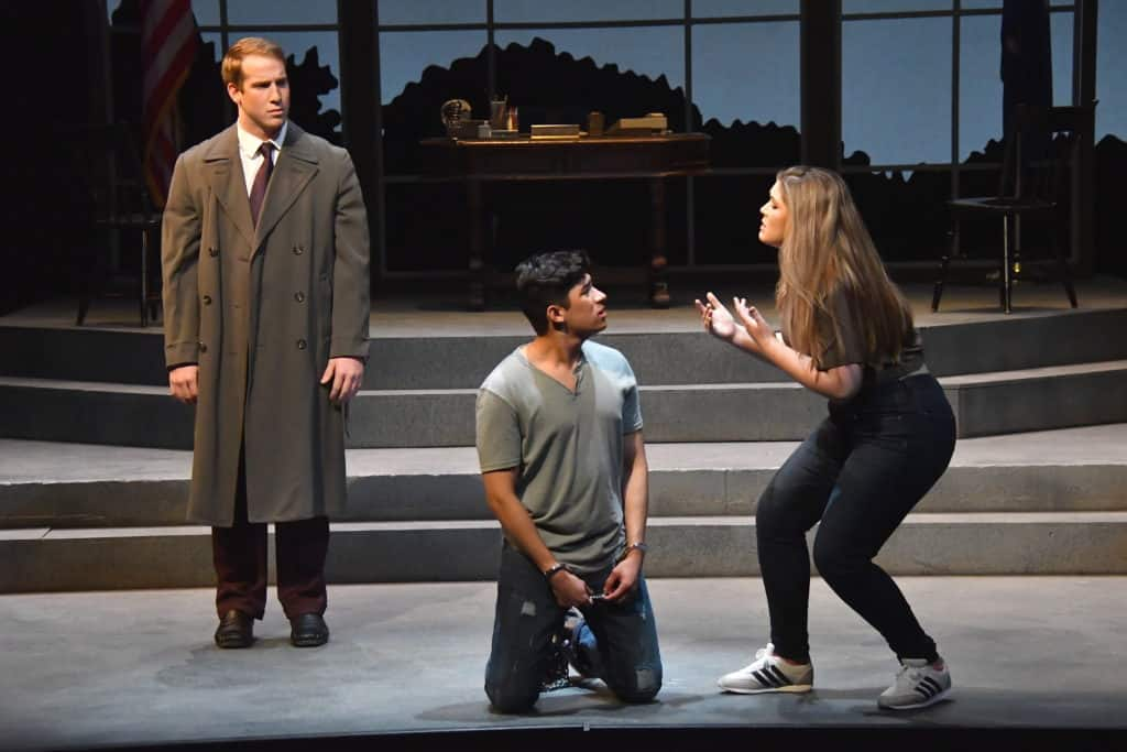 Trinity College - Measure For Measure - March 6, 2019