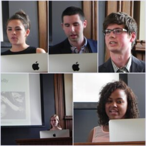 2015 senior thesis writers