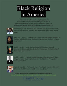 Poster for the Limpitlaw Lecture series