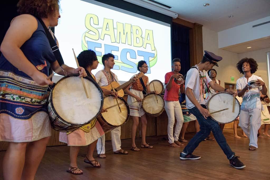 SambaFest conference