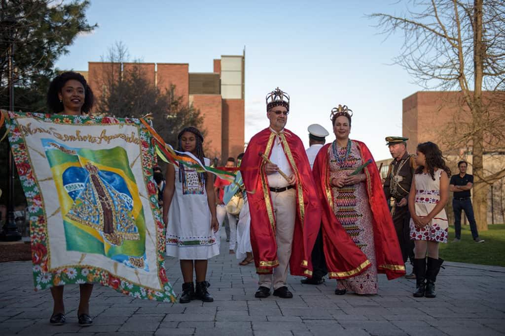 Missa Conga parade