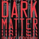 Cover of book, Dark Matter