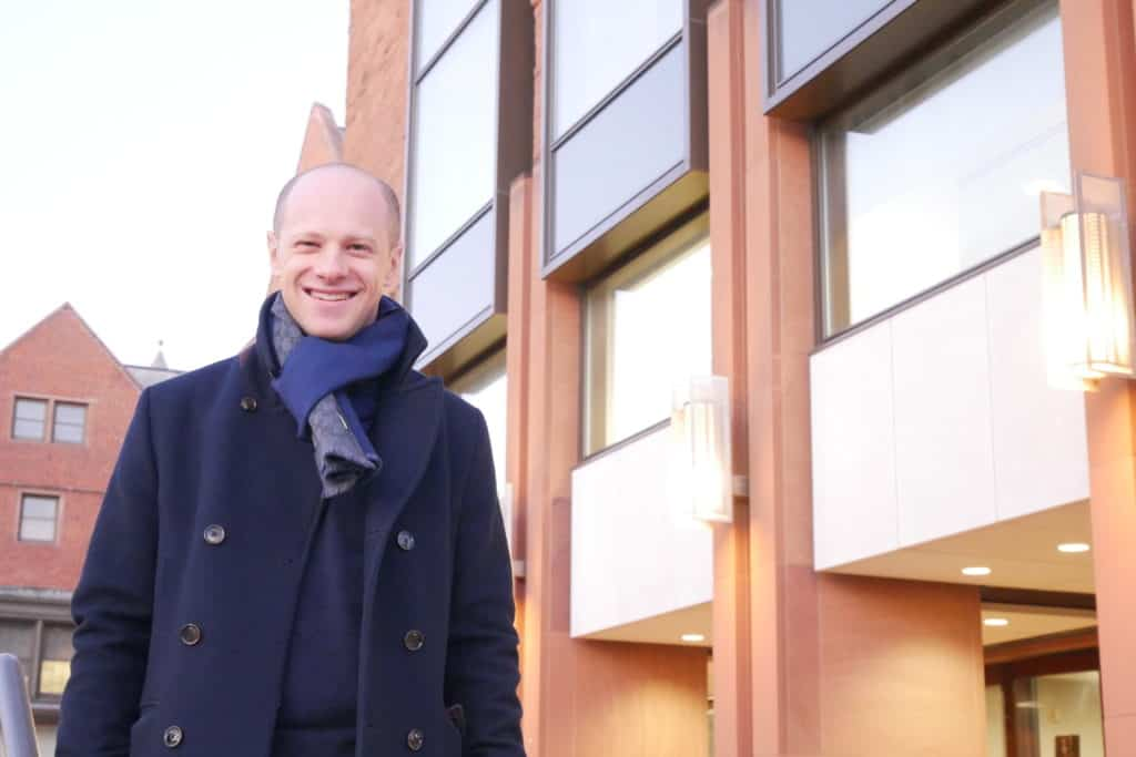 Gabriel Hornung '07