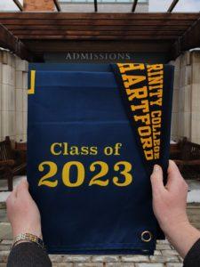 Class of 2023 banner