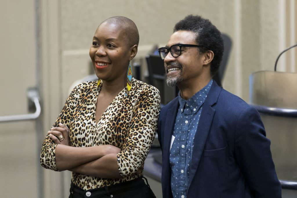 Sisonke Msimang and Seth Markle - McGill Lecture