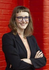 Katherine L. Bergren, English