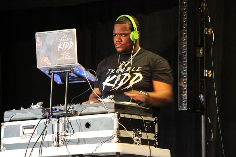 DJ Trouble Kidd