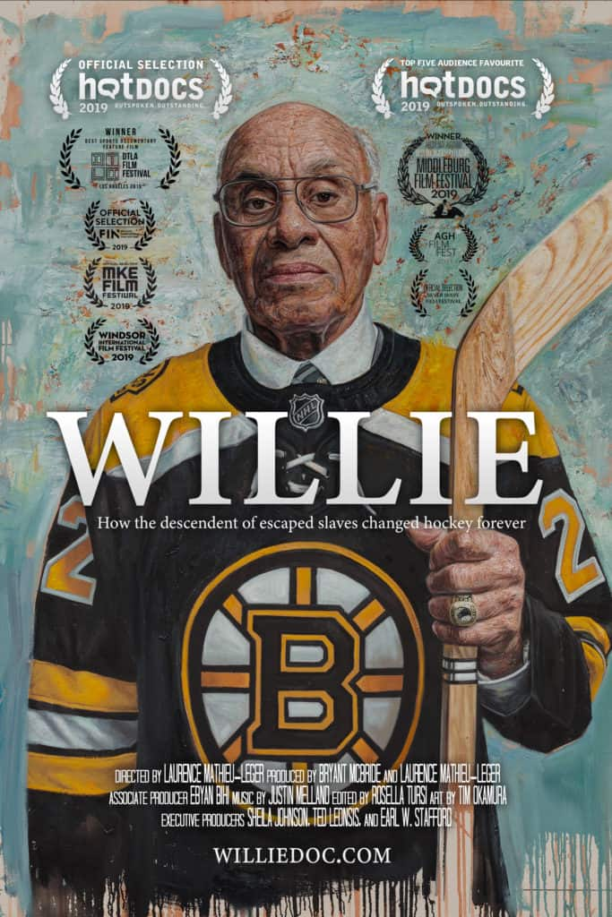 Willie poster McBride