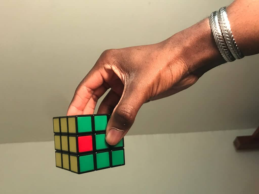 Rubiks cube - Jyles Romer