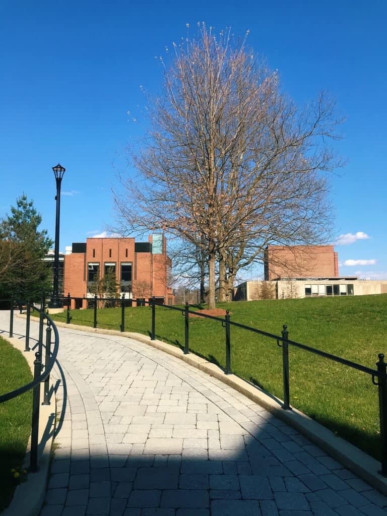 empty campus - Jyles Romer