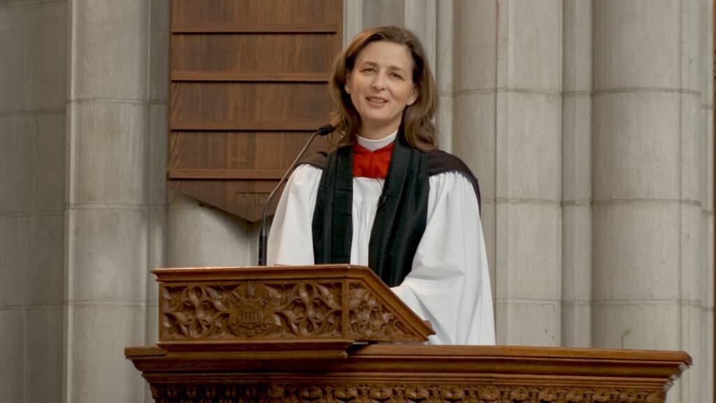 The Rev. Allison Read Baccalaureate