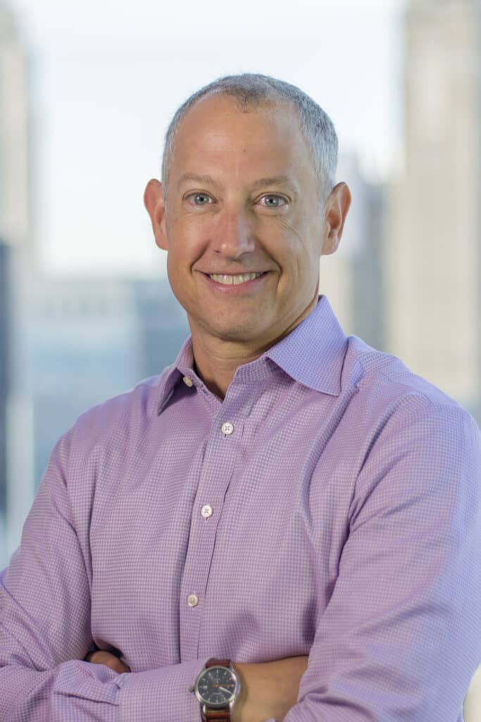 "David L. ""Dave"" Schnadig '86 new trustee"