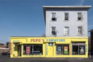 Pepe's Furniture photographed by Delano.