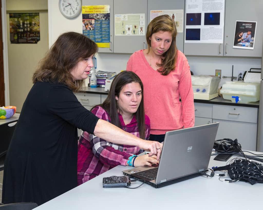 Sarah Raskin neuroscience lab