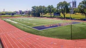 Trinity athletics fields