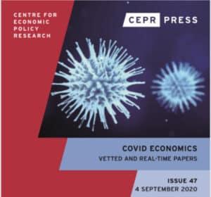 The Centre for Economic Policy Research's Covid Economics