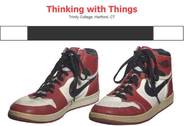 Thinking with Things remote class