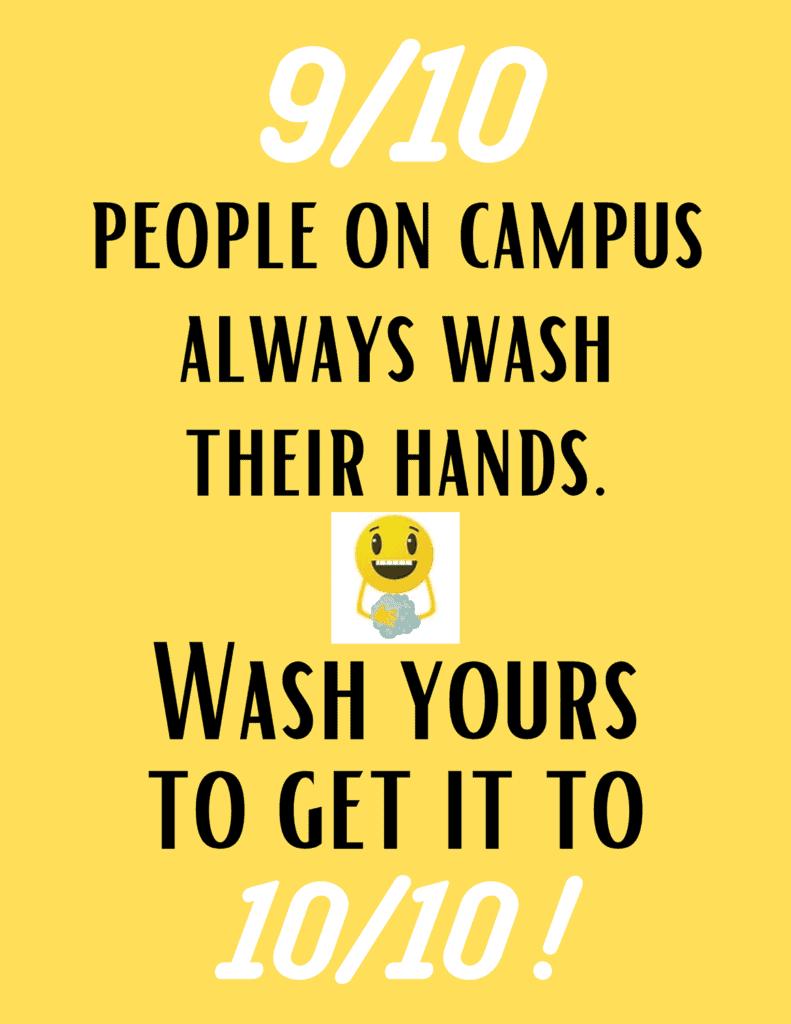 handwashing Economics thesis fall 2020 COVID