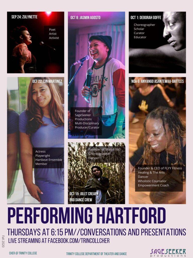 'Performing Hartford'
