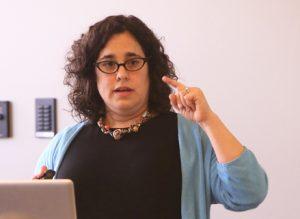 Professor of Political Science Stefanie Chambers