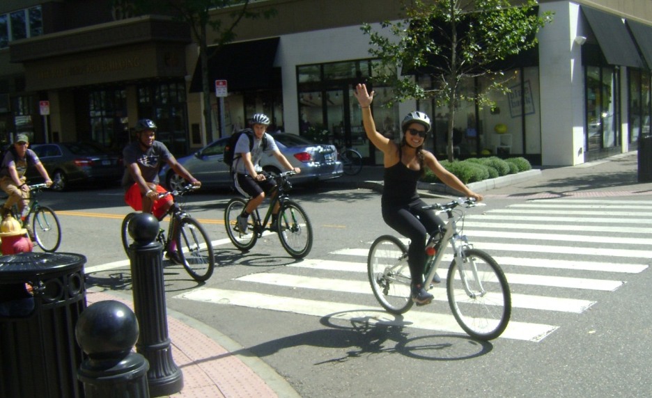 Cycling, Sustainability & the City of Hartford
