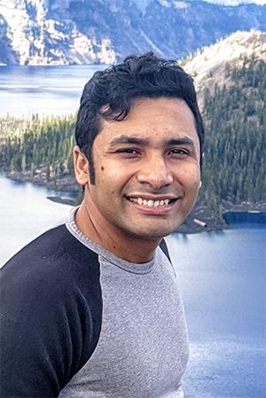 "Chandranil ""Nil"" Chakraborttii – Computer Science"