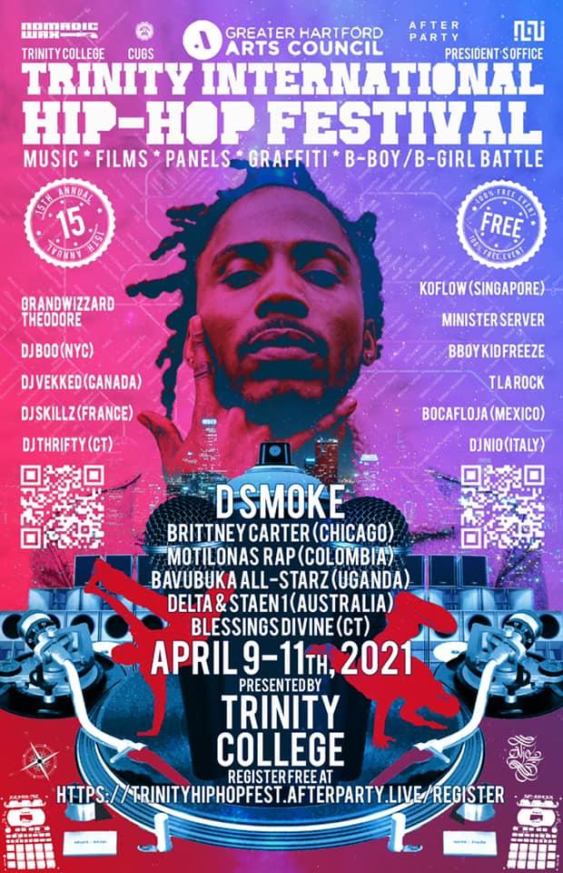 Trinity International Hip Hop Festival 2021