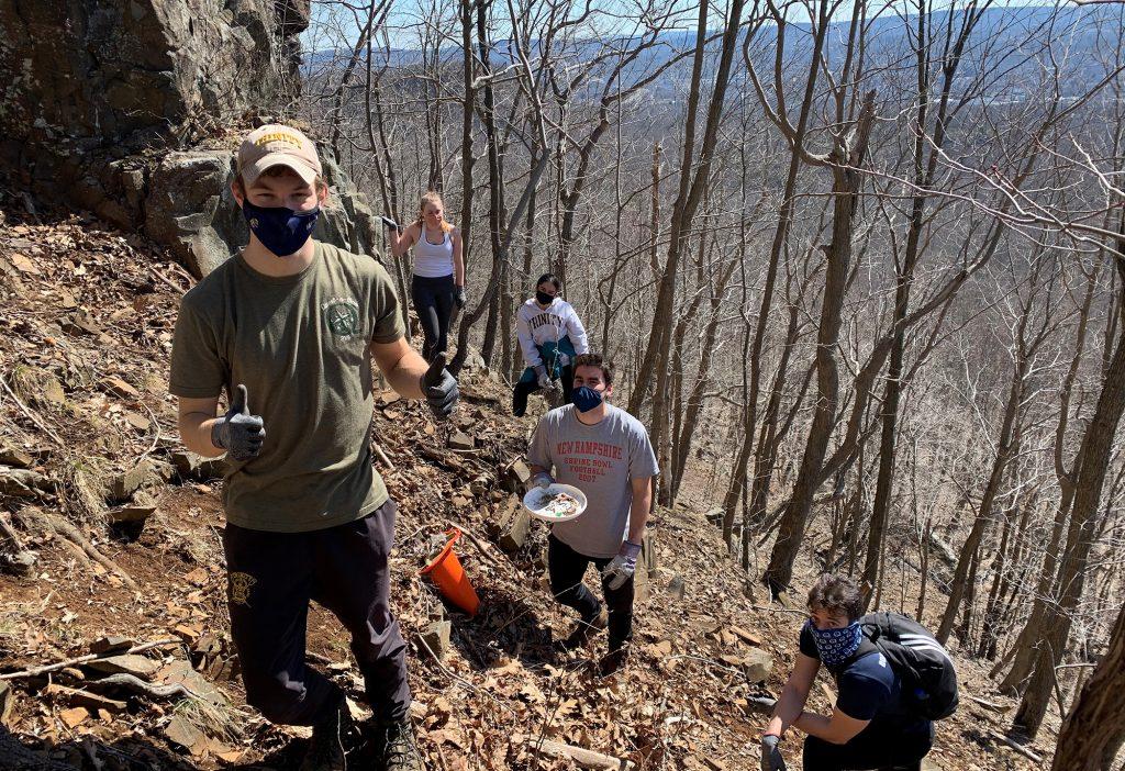 Recreation hike