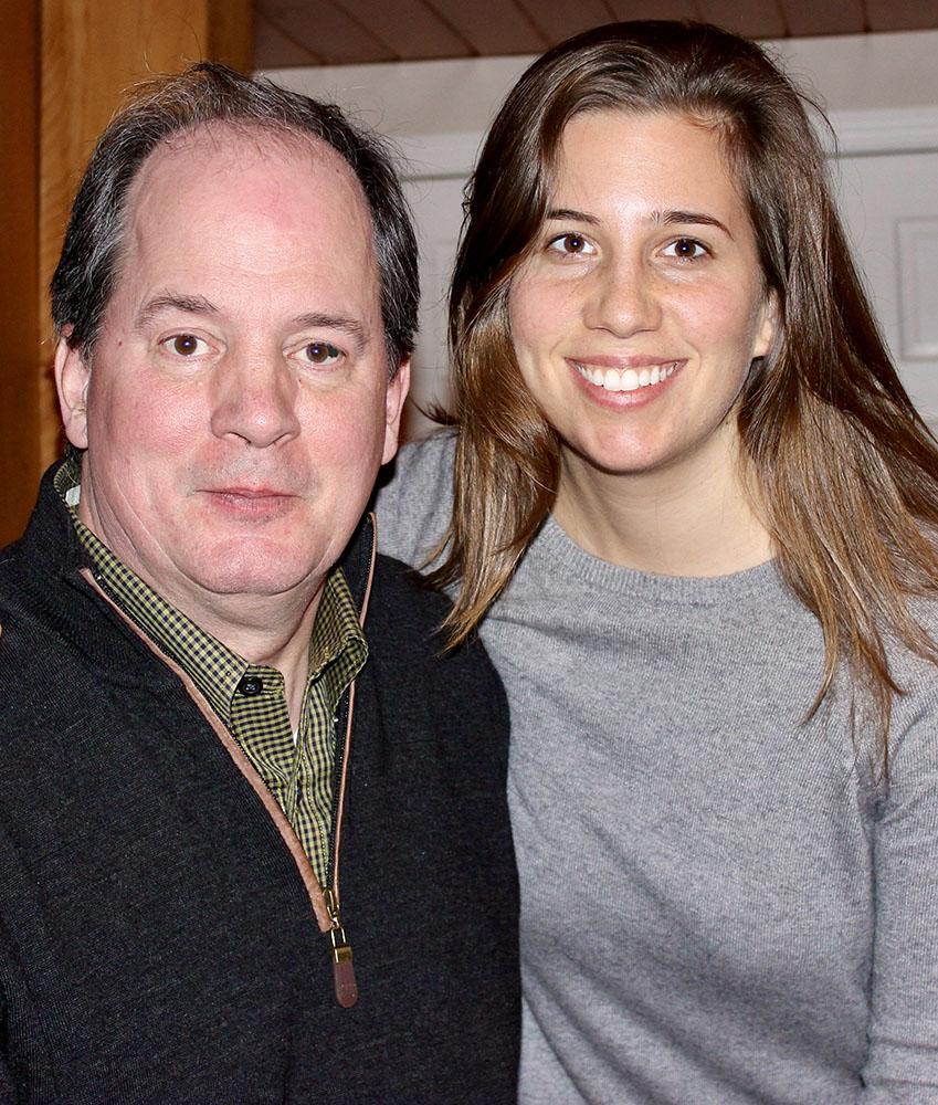 David A. Reuman and Lillian Reuman