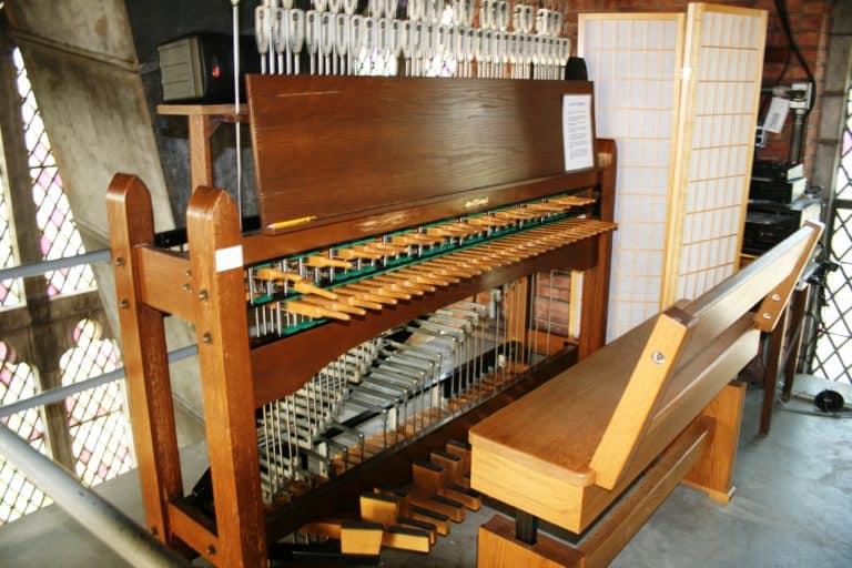 Trinity College carillon